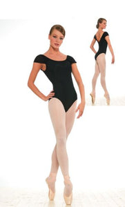 Grishko Leotard With Lace Sleeves - DA85M