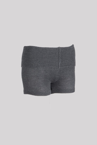 Tendu Knitted Shorts TC103CC ONE SIZE