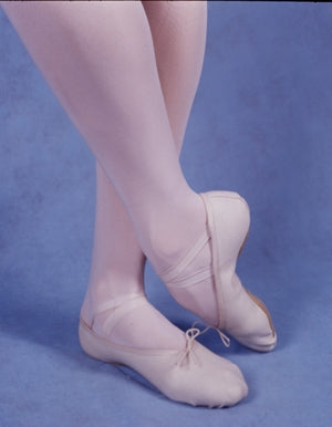 Grishko Ballet Slipper, Model 5 Full Sole Canvas  - 5FC