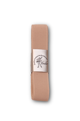 Tendu Thick Pointe Shoe Elastic Pieces, 75 cm.