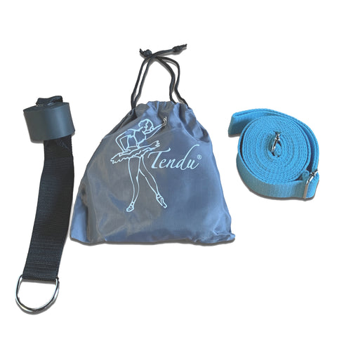 Tendu Over Door Flexibility Strap- T1060