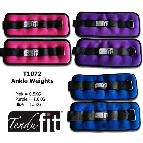 T1072-Tendu Ankle Weights