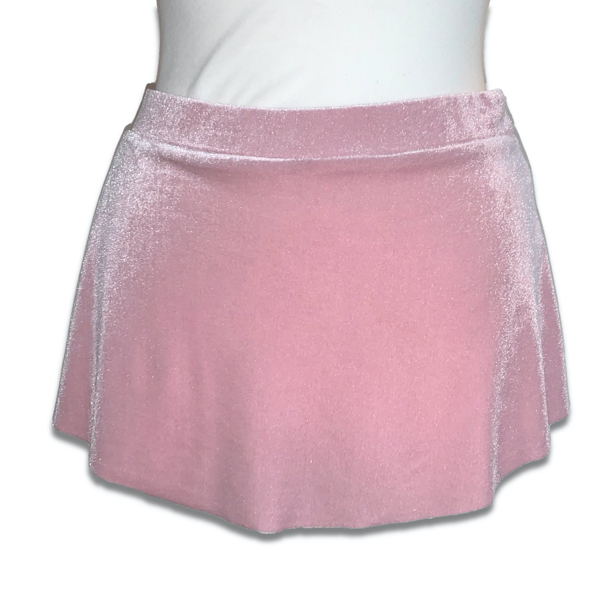 TC1077V- Tendu Sleek Velvet Skirt