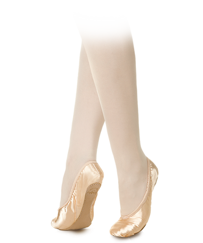 Grishko Ballet Slipper, Model 1 Full Sole Canvas  - 1FC