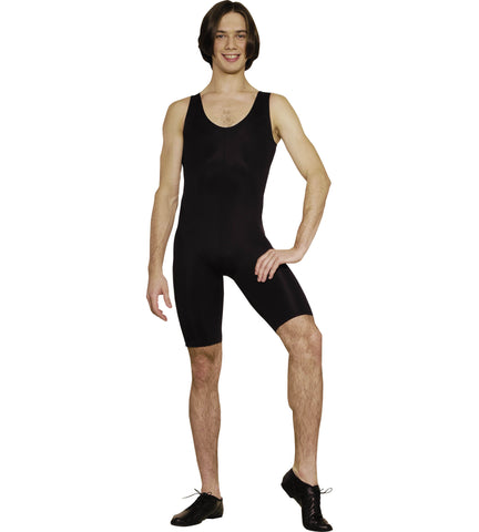 Grishko Mens Sleeveless Shorts Unitard - DA27C