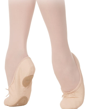 Grishko Ballet Slipper, Model 5, Canvas Split Sole