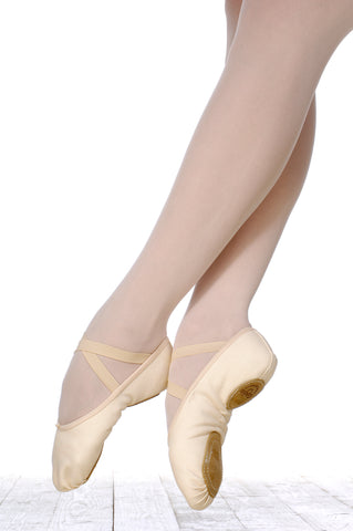 Grishko Ballet Slippers, Model 6 - Canvas Split Sole, 6SC