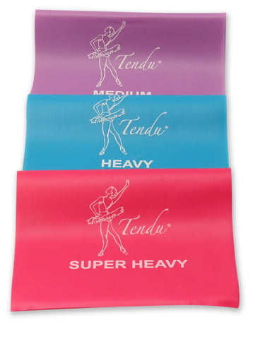 Tendu Exercise Bands-T1015
