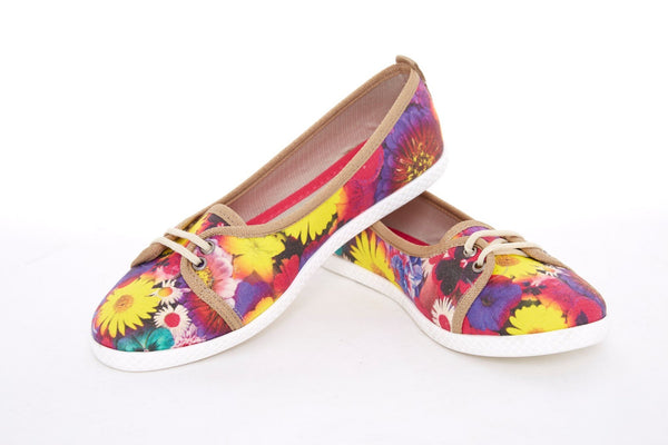 Canvas Ballerinas LCS3001