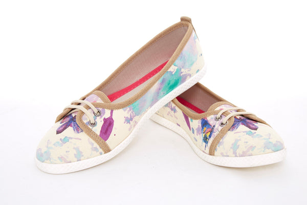 Canvas Ballerinas LCS3008