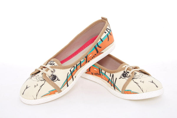 Canvas Ballerinas LCS3011