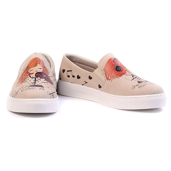 Slip on Sneakers VN4023