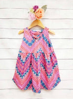 Summer Crisscross Dress