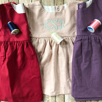 Purple Linen Tunic
