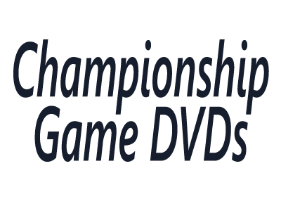 Championship Game DVDs