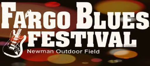 23rd Annual Fargo Blues Festival - 2018