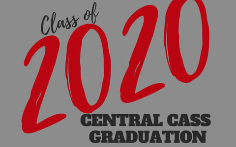 Central Cass High School Graduation