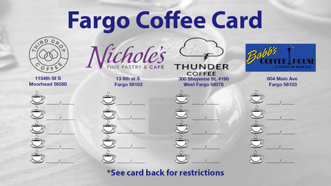 2020-2021 WDAY Coffee Card