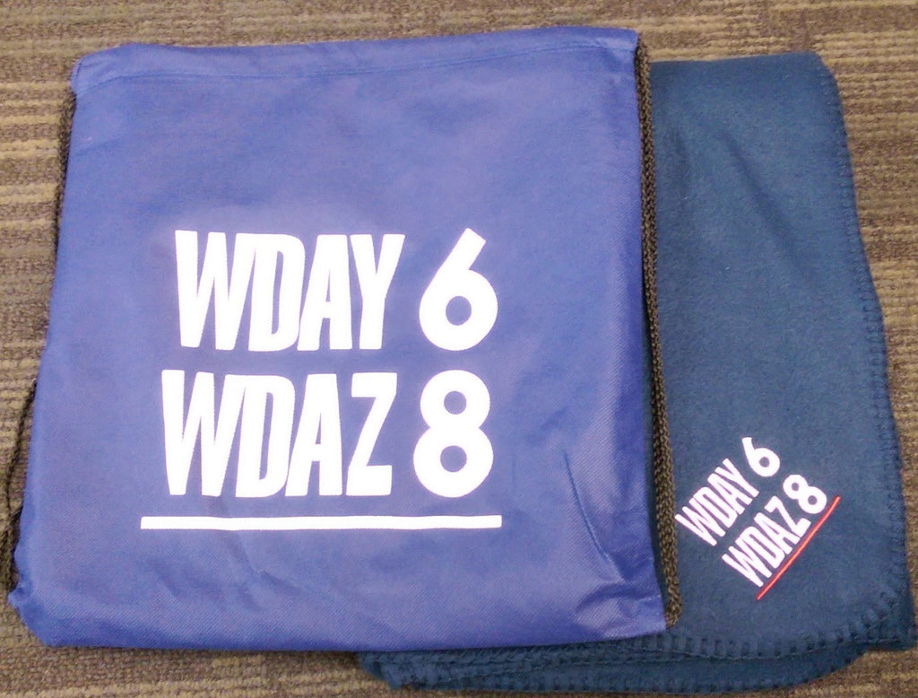 The WDAY/WDAZ Winter Weather Blanket