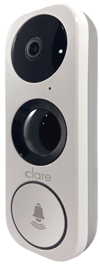 NeXus Smart Home ND - Clare Video Doorbell - Version 3 CVP-B3DB50-ODIW