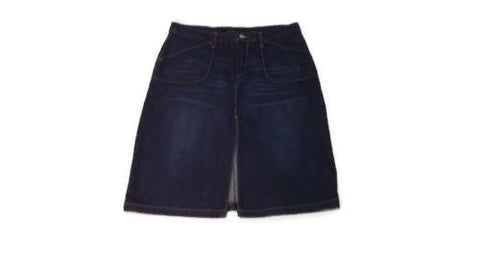 68ae71c68af4f EXPRESS womens stylish Jeans Jean Skirt Size 9   10 - Maggie and Sister  Clothes 2
