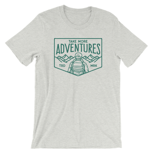 "The ""Mountain View"" T-Shirt (Ash)"