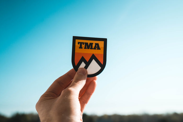 """TMA Badge"" Sticker"