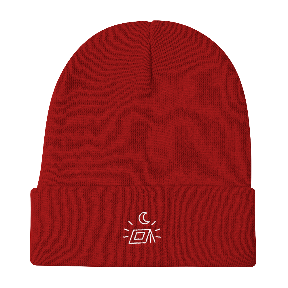 "The ""Happy Campers"" Minimal Beanie"