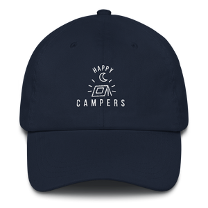 "The ""Happy Campers"" Dad Hat"