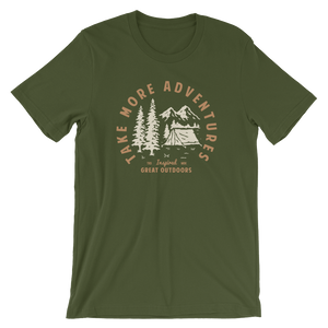 "The ""Great Outdoors"" T-Shirt (Olive)"