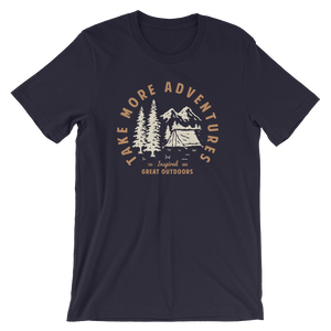 "The ""Great Outdoors"" T-Shirt (Navy)"