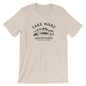 "The ""TMA Outdoors"" T-Shirt (Cream)"