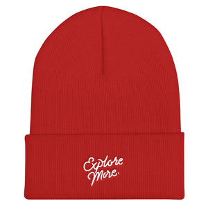"The ""Explore More"" Beanie"