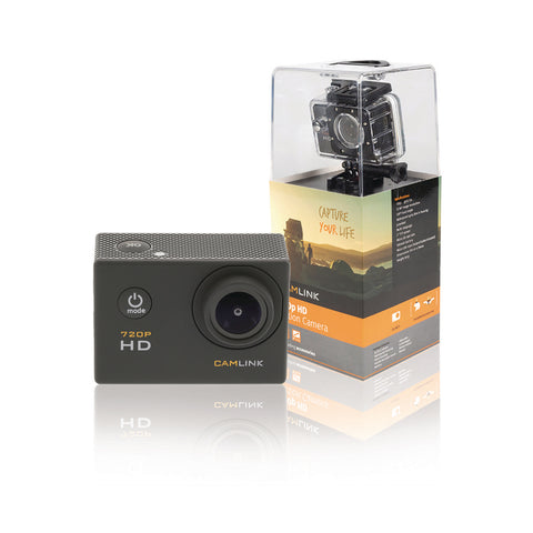 Camlink HD Action Kamera 720p CL-AC11
