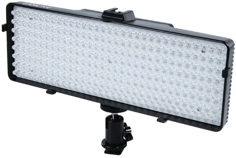 Camlink On-Kamera 320 LED Videolys