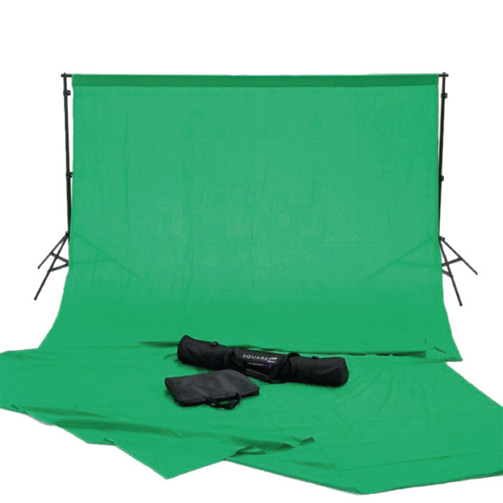 König Bakgrunds-sett Green Screen