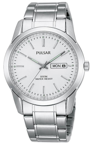 PULSAR MENS 38MM 100M PJ6019X1