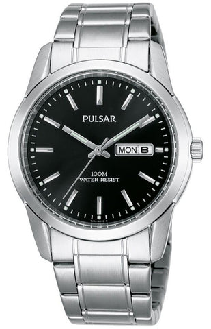 PULSAR MENS 38MM 100M PJ6021X1