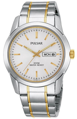 PULSAR MENS 38MM 100M  PJ6023X1
