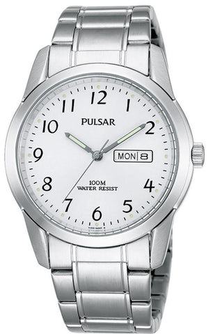 PULSAR MENS 38MM 100M PJ6025X1