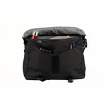 Metro Messenger Bag Large in Black
