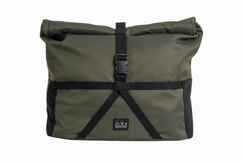 Borough Bag Large in Olive Green