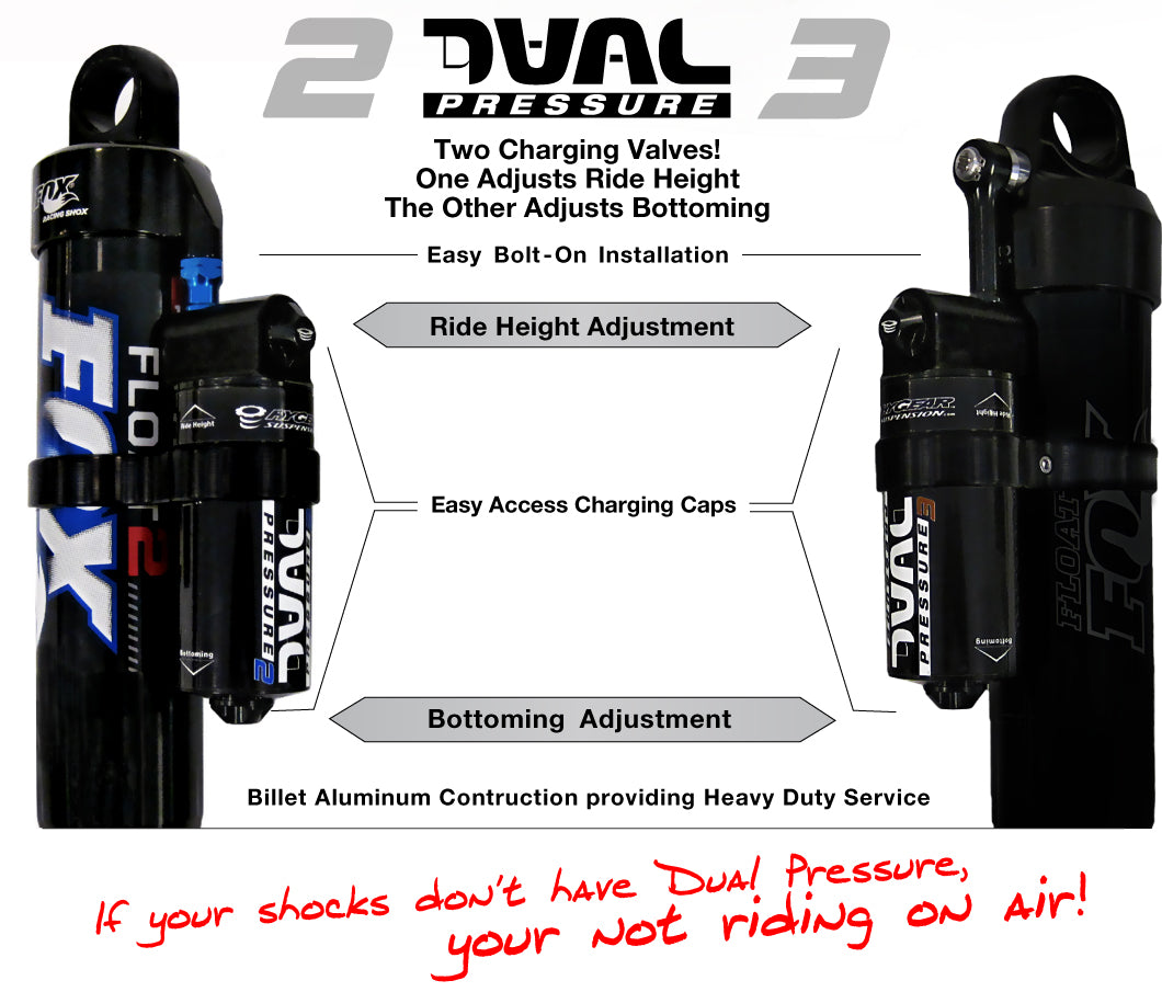 Dual Pressure – Hygear Suspension