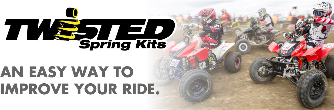 ATV Twisted Spring Kits