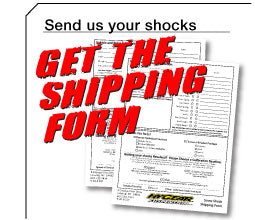 Shipping Form