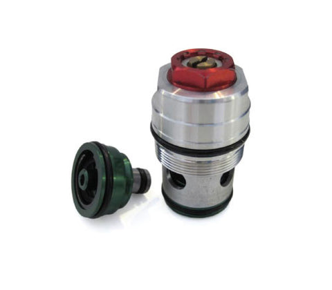 KYB, Dual Speed Compression Adjuster, with PBV