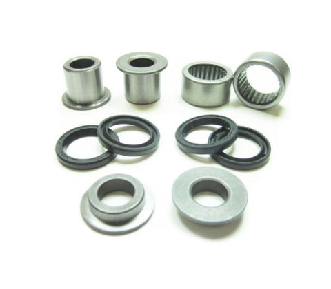 Front Shock Mount Bearing Kit, Suzuki LTR450