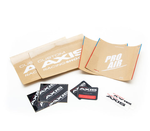 Custom Axis Pro Air Decal Kit