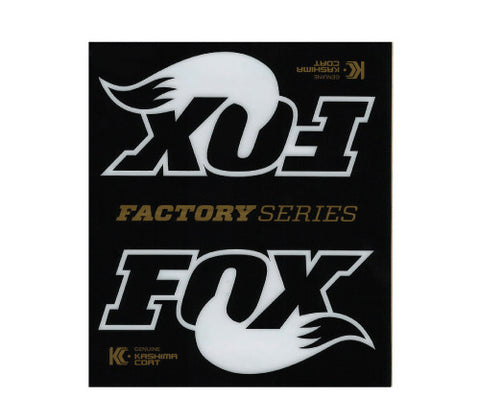 Fox Kashima Air Sleeve Decal, Short