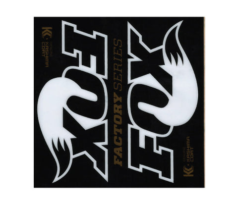 Fox Kashima Air Sleeve Decal, Tall